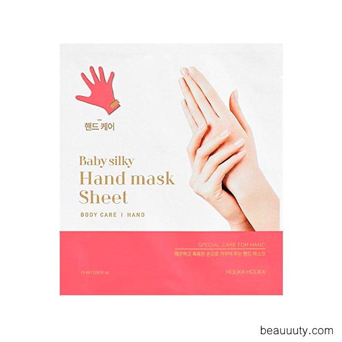 Baby Silky Hand Mask Sheet 2x30ml