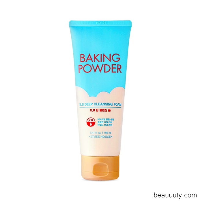 Baking Powder B.B Deep Cleansing Foam 160ml