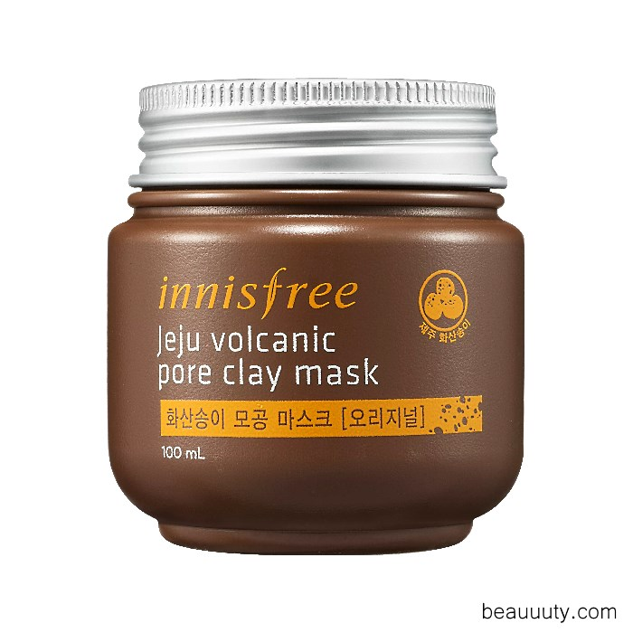 Jeju Volcanic Pore Clay Mask Original 100ml