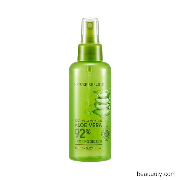 Soothing & Moisture Aloe Vera 92% Soothing Gel Mist 150ml