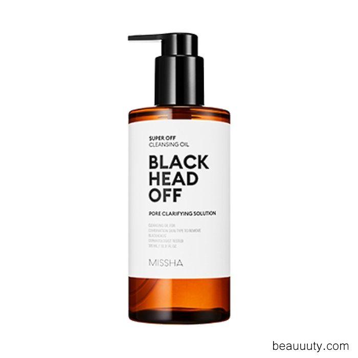 Super Off Cleansing Oil Blackhead Off 305ml